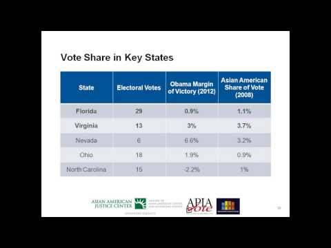 2012 12 12 14 11 PRELIMINARY POST ELECTION POLL RESULTS OF ASIAN AMERICAN VOTERS