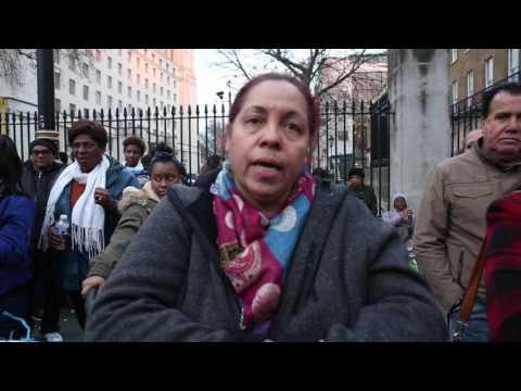 Chagossians claim their land