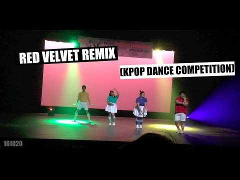 [161020] Red Velvet Medley Performance || Hidden Files