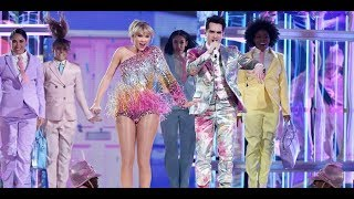 Taylor Swift - ME! (feat. Brendon Urie of Panic! At The Disco) LIVE BBMA