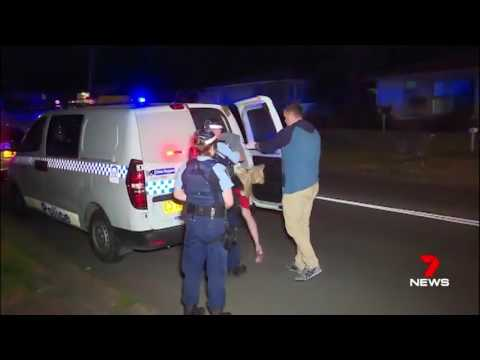 Man Stabbed to Death - Whalan, Sydney (2017)