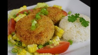 Chipotle Chiken Patties, Easy Recipe, How to cook,