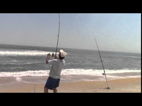 Surf Fishing Guana River State Park