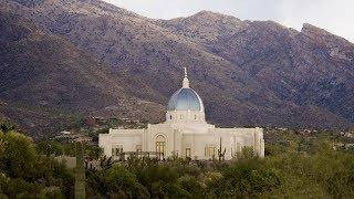 Inside the Tucson Arizona Latter-day Saint Temple
