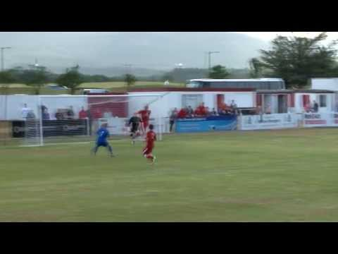 Brora Rangers v Inverness Caledonian Thistle Goals, 16/07/2013
