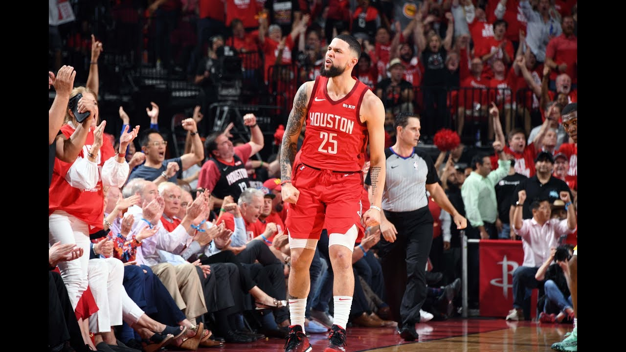 How Valuable Is Austin Rivers To The Houston Rockets? 2018-19 Highlights Mix