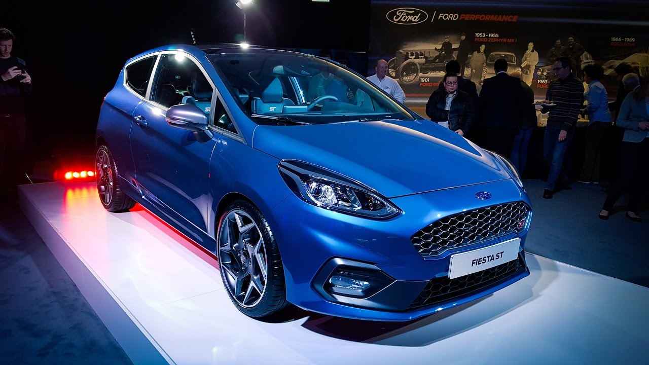 WHY SHOULD WE BUY THE 2018 FORD FIESTA ST? - YouTube