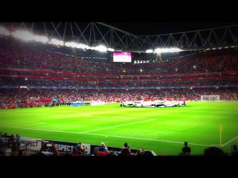 Arsenal vs Olympiakos Piraeus 2-3 ALL GOALS  Champions League  29.01.2015 HD