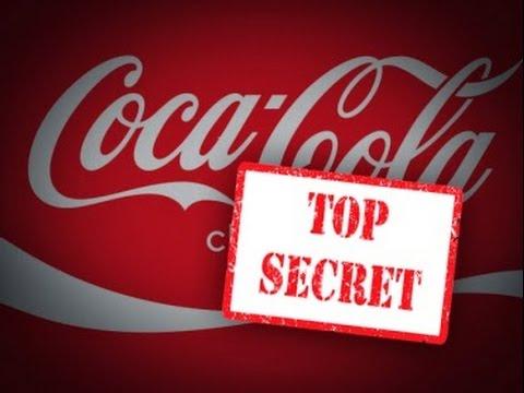 La formula secreta de COCA COLA 1 - YouTube