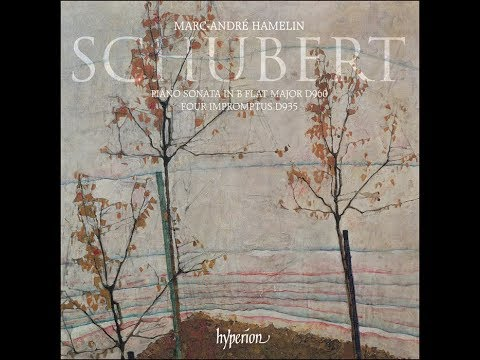 Franz Schubert - Piano Sonata & Impromptus - Marc-André Hamelin
