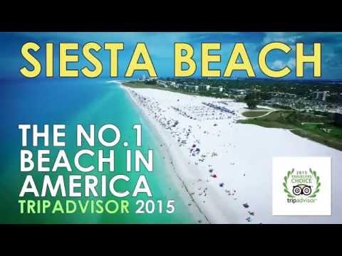 No. 1 Beach on TripAdvisor: Siesta Key