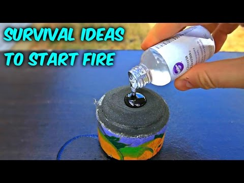 Thumbnail: 8 Ideas to Start Fire without Matches - Compilation