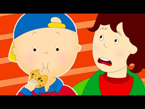 Caillou has a day out  Fun for Kids  Videos for Toddlers  Full Episode  Cartoon movie
