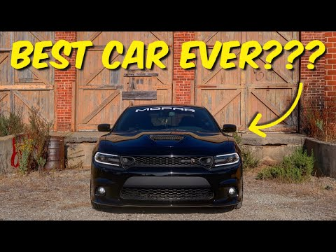 ONE YEAR REVIEW ON MY 2019 DODGE CHARGER SCATPACK!
