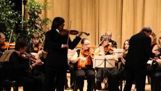 MOZART: Violin Concerto no.5 KV 219 - I. Allegro Aperto - Adagio - Allegro Aperto