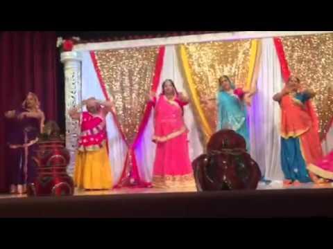 RANA dance 2016 Aao Ji Padharo