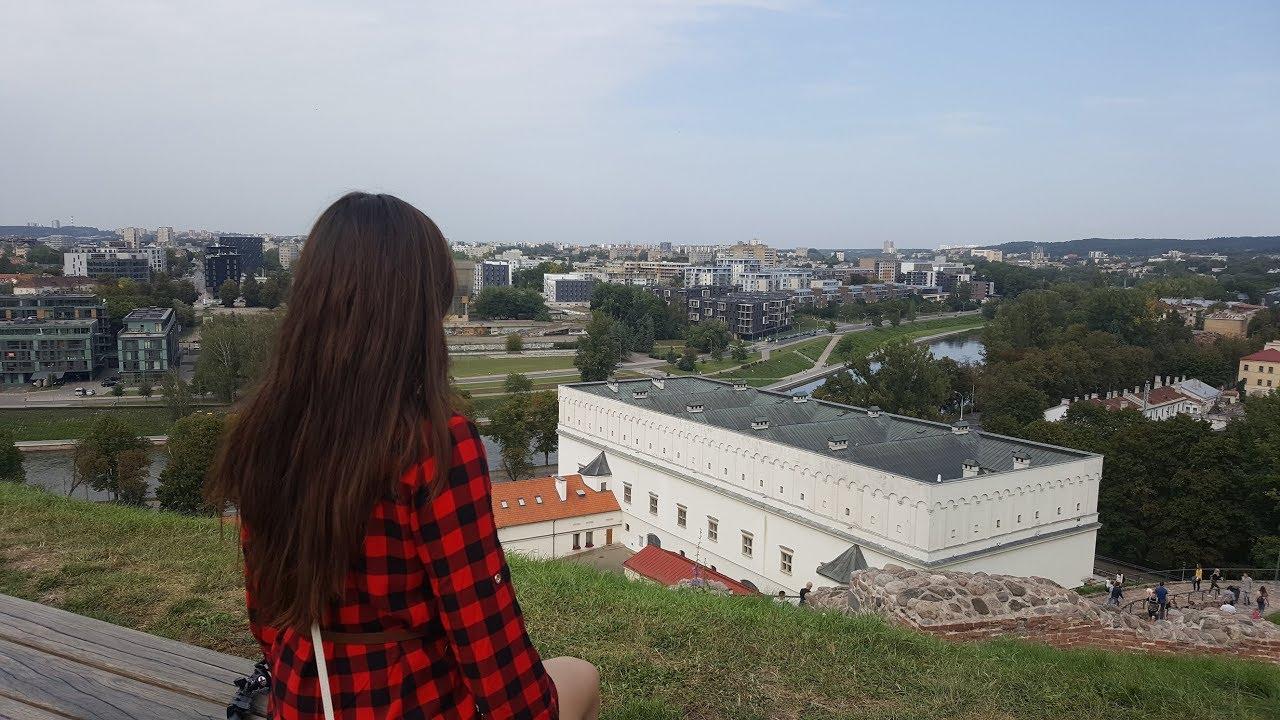 Автопутешествие  через Литву. Часть 2. Вильнюс - Паланга