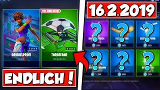 "❌ENDLICH! ""FOOTBALL"" SKINS in SHOP!! 😱 - NEW OBJECT SHOP in FORTNITE is DA!!"