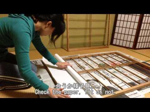 1分で分かる障子の張替え-/-how-to-replace-shoji-paper-by-1-min
