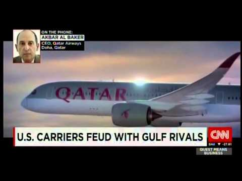 Qatar Airways GCEO on CNN's Quest Means Business with Richard Quest