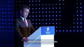 Douglas Murray brit újságíró előadása – Európa jövője nemzetközi konferencia (teljes)
