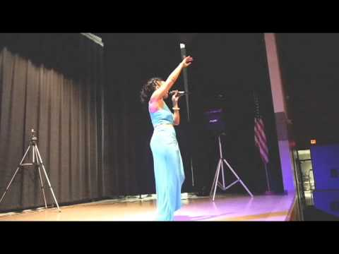 "Lallay Fox performs her new hit  ""Taste Like Candy"" @ the Queens of Soul TourDigital Soul TV"