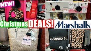 Marshall's DEALS on Handbags Perfume and Christmas GIFTS * SHOP WITH ME 2019