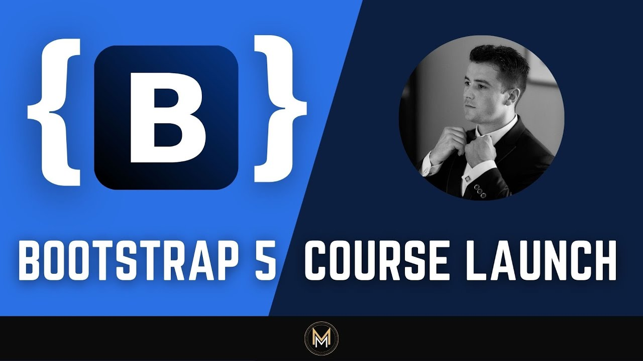 Bootstrap 5 Course Launch