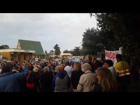 Norfolk Island on Invasion Day. July 1, 2016