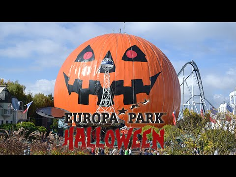 europa park halloween monsters in the park rustis youtube. Black Bedroom Furniture Sets. Home Design Ideas