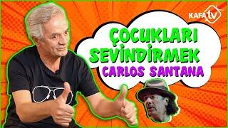 Zafer Algöz Anlatıyor #3 | Çocukları Sevindirmek / Carlos Santana