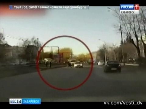 Вести-Хабаровск. Смертельная игра Беги или умри