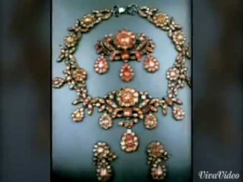 Marie Antoinettes Actual jewels YouTube
