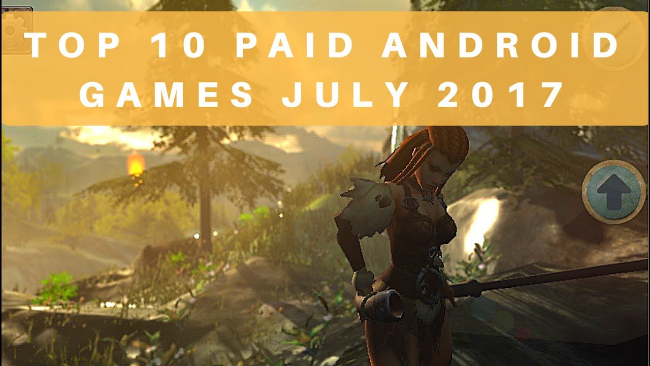 best paid ios games 2017