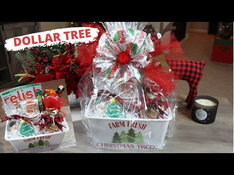 Dollar Tree DIY Christmas Gift