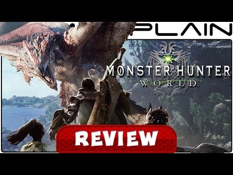 Monster Hunter: World - REVIEW (PS4, Xbox One) thumbnail