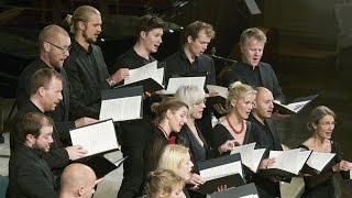 Sven-David Sandström: Hvor er så dejligt som Din klode - Mogens Dahl Chamber Choir