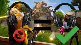 Fortnite how to fix voice chat xbox ps4 pc switch
