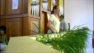 Bach: Bist du bei mir, Francesca Provvisionato (soprano), Szilárd Kovács (organ)