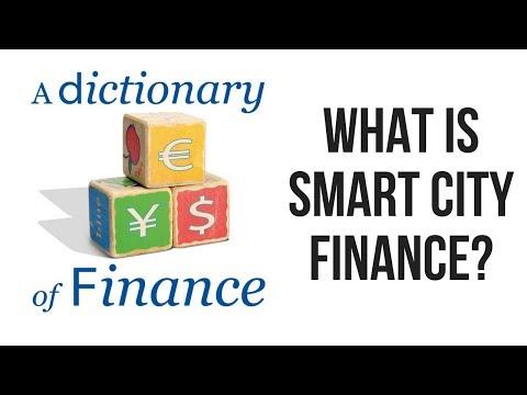Smart city finance