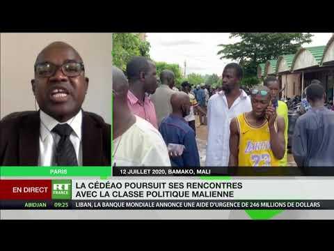 Mali : «La transition pourrait difficilement parvenir à l'organisation d'élections»