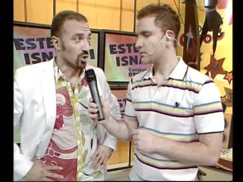 Esteban Isnardi: Uruguay television
