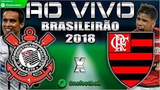 Corinthians 0x3 Flamengo | Brasileirão 2018 | Parciais Cartola FC | 28ª Rodada | 05/10/2018