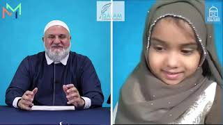 📖Host Ustadh Baajour | Judge Maryam Masud : QCA EPIC Int. Quran Competition 2020 Semi-Final Group 2