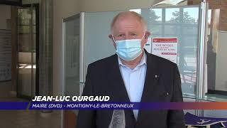 Yvelines | Montigny-le-Bretonneux distribue 35 000 masques à ses habitants