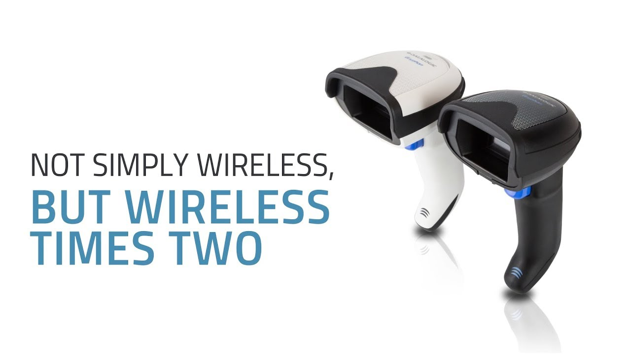 Gryphon 4500 - Hand Held Scanners - Datalogic