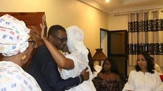 Rappel à Dieu d'Ousmane Tanor Dieng, Aby Ndour inconsolable