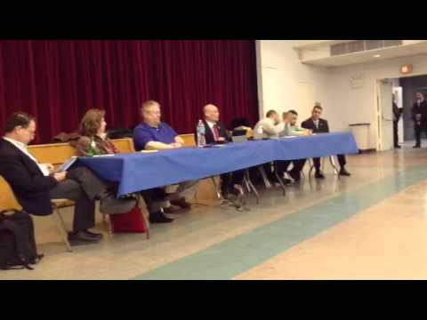 Contentious Roosevelt Island Public Safety Meeting (Part 1)