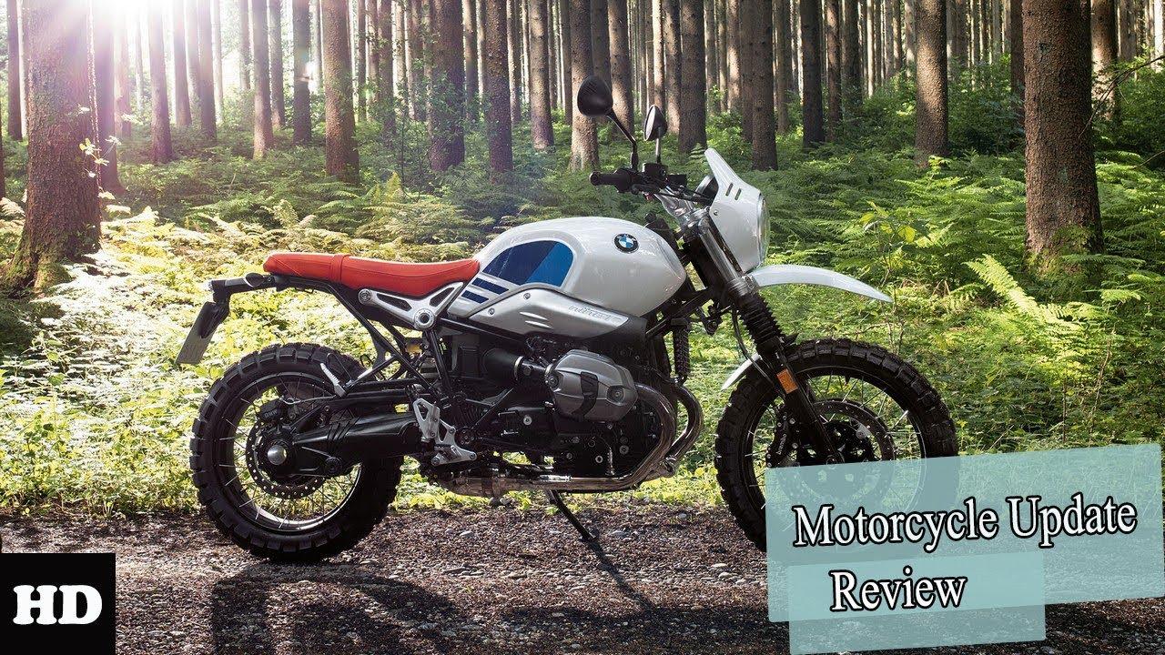 Hot News!! 2019 BMW R Nine T Urban GS Limited Edition