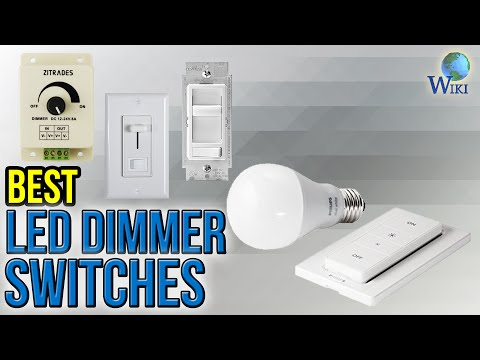 8 Best LED Dimmer Switches 2017